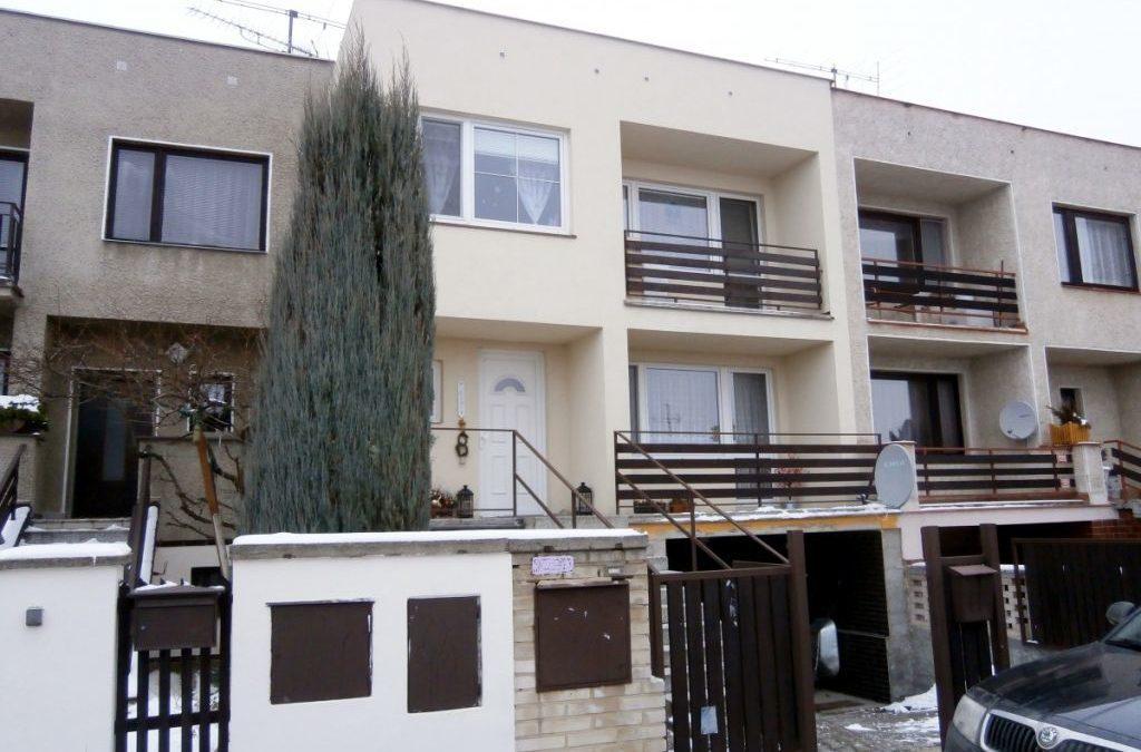 Prodej, řadový rodinný dům 7 + 1, 190 m2, Neratovice