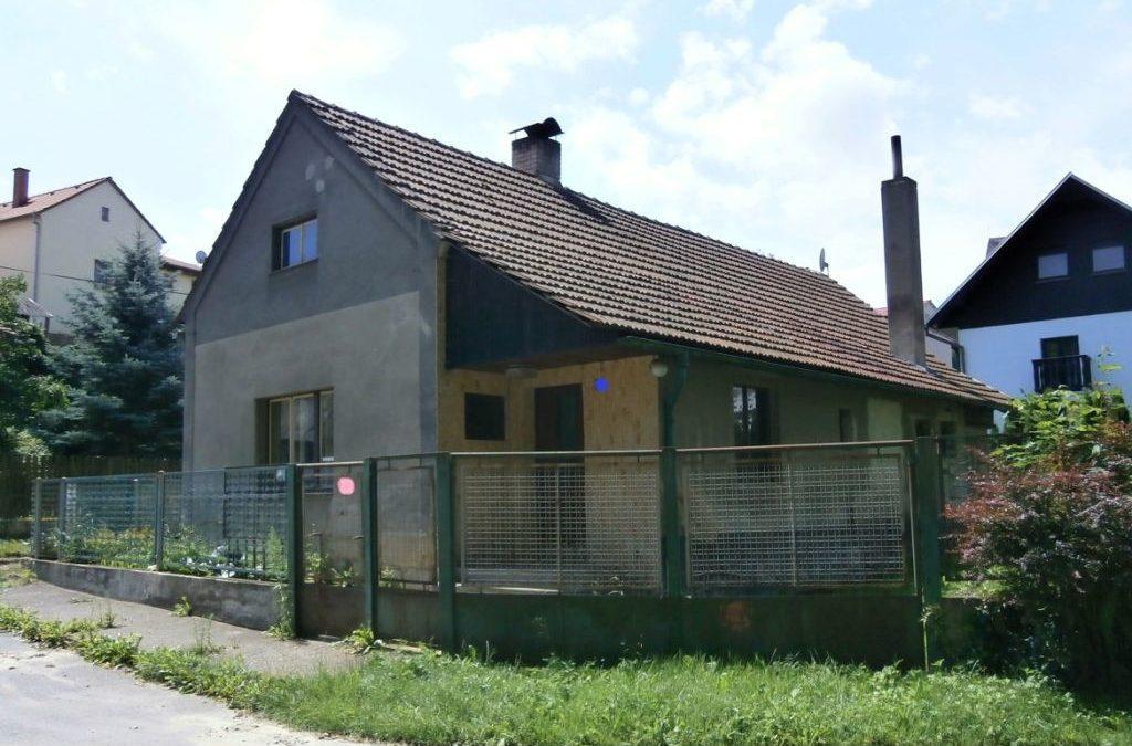 Prodej RD 3+kk, 70 m2, parcela 166 m2, Košátky