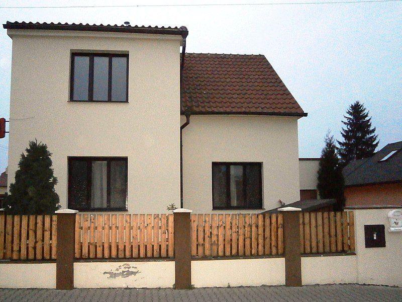 Prodej, rodinný dům 5 + 1, 140 m2, zahrada / terasa, Neratovice